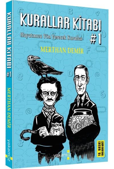 Kurallar Kitabı 2 Kitap Takım (Özel Kutulu) - Merthan Demir