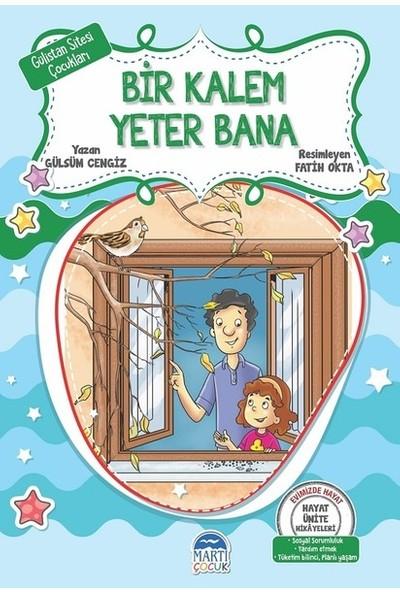 Hayat Ünite Hikayeleri / Gülistan Sitesi Çocukları Bir Kalem Yeter Bana - Gülsüm Cengiz