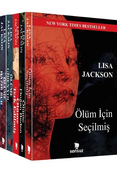 Lisa Jackson Gerilim Seti (5 Kitap Takım) - Lisa Jackson