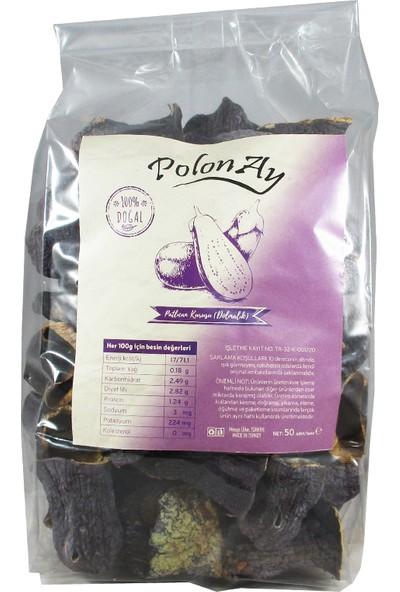 Polonay Dolmalık Patlıcan Kurusu 50 adet