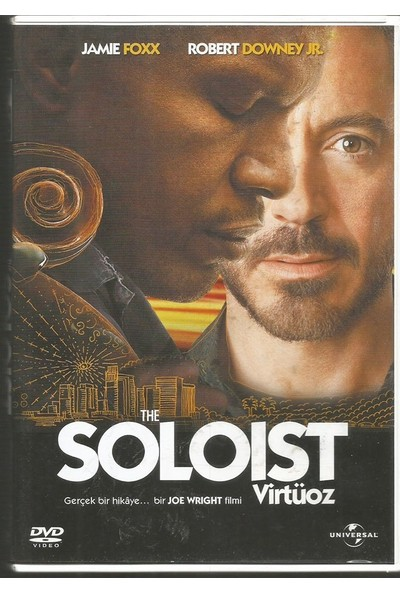 Virtüöz (The Soloist) Dvd