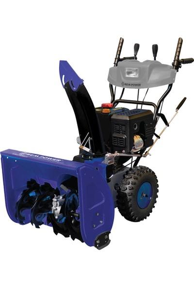 Rem Power STEm 9062 E Benzinli Kar Küreme Makinası
