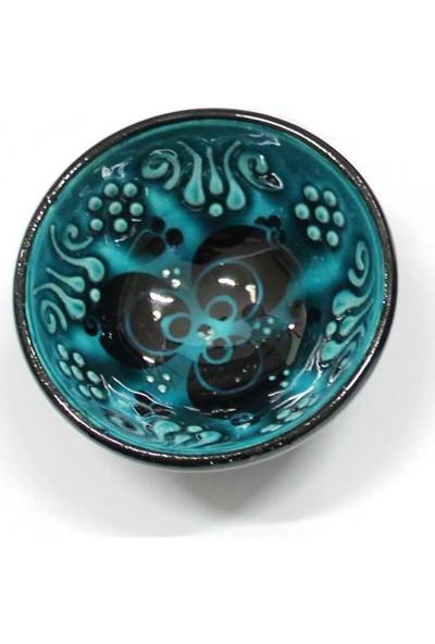 İlbay 8 cm Çini Kase KS01
