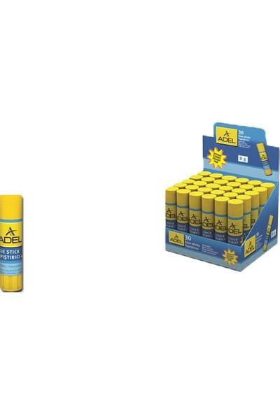 Adel Stick Yapıştırıcı 8 Gr Yl 4341501001000 30 Lu (1 Paket 30 Adet)