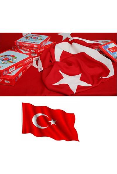 Alsancak Türk Bayrağı 500X750 Cm 2031