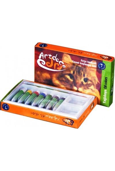 Artdeco Yağlı Boya 8 Ml 7 Renk Y-310 S1