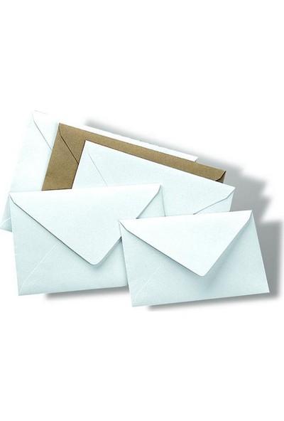 Asil Doğan Davetiye Zarfı 13X18 Cm 90 Gr Beyaz As-5017 500 Lü (1 Koli 500 Adet)
