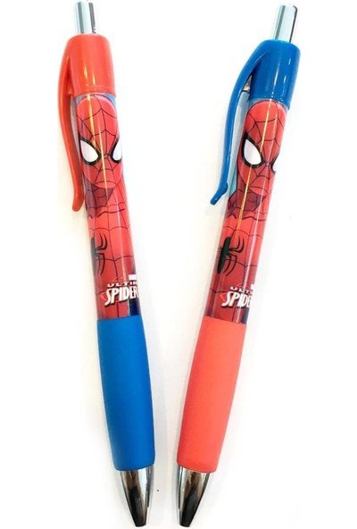 Cem Spiderman Versatil Kalem Sm-2141