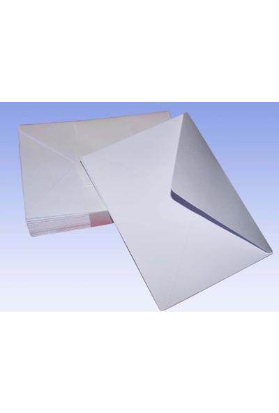 Doğan Davetiye Zarfı 162X229 Mm Beyaz 110 Gr Şlinksiz AS-5038 500 Lü (1 Paket 500 Adet)