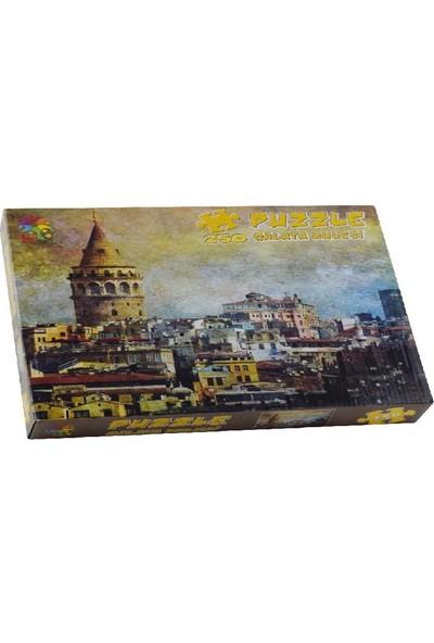Laço Puzzle Galata Kulesi 250 Parça Lc25003