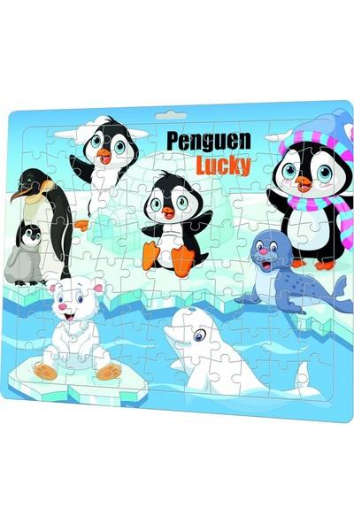 Laço Puzzle Penguen Lucky Dev Frame LCDEV-001