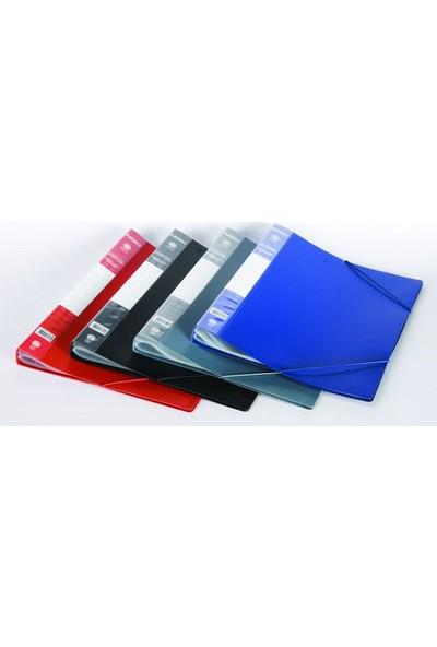 Noki Katalog Dosya 20 Yaprak Karışık Renk 64120-NN