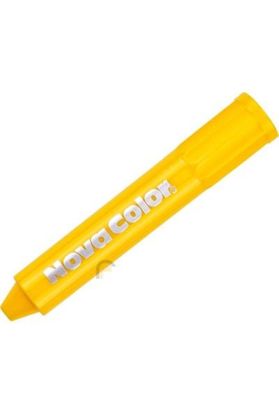 Nova Color Nc-215 Yüz Boyası Sarı