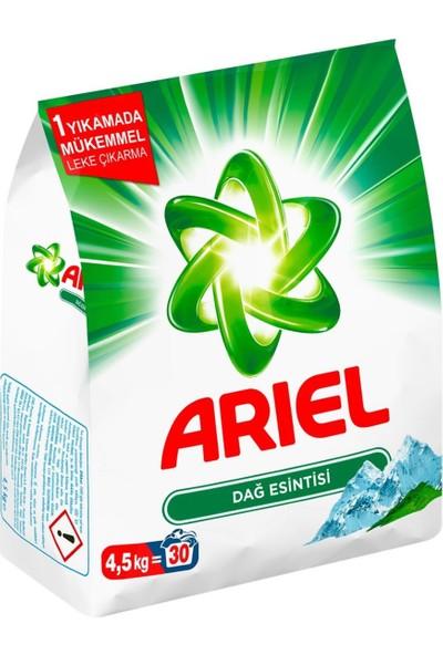 Ariel Dağ Esintisi Çamaşır Deterjanı 4.5 Kg