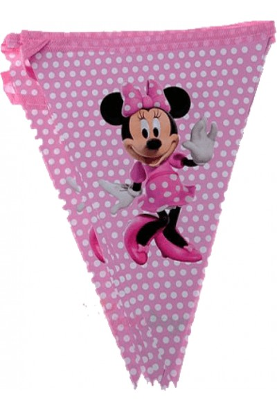 PartiniSec Minnie Mouse Flama Banner