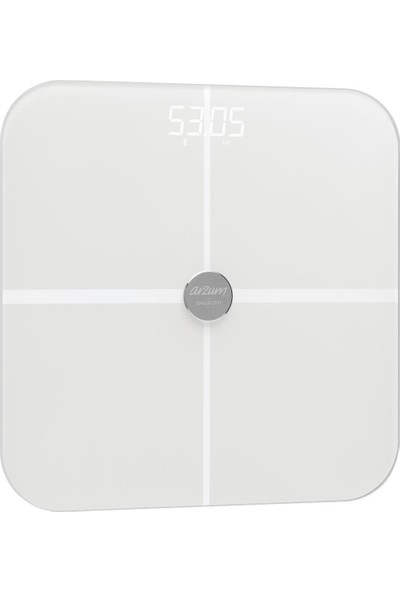 Arzum AR5031 Smartfit Bluetooth Bağlantılı Vücut Analiz Baskülü- Beyaz