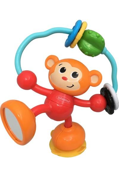 Infantino Mama Sandalyesi Oyuncağı Maymuncuk