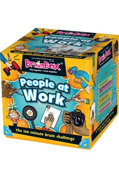 BrainBox Meslekler (People At Work) Kutu Oyunu