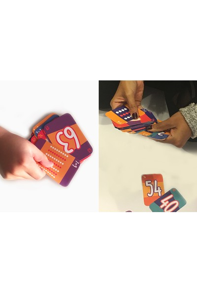 MatiboomXL Süper Güç Kart Oyunu