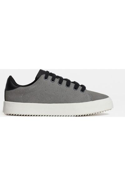Mavi Gri Ayakkabı