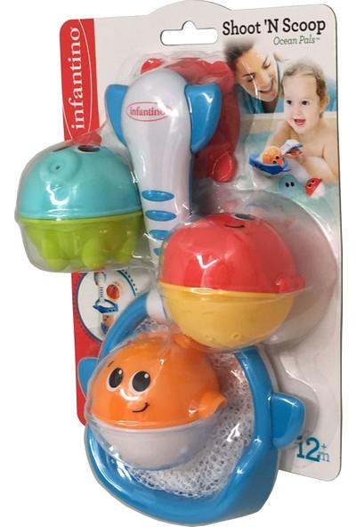 Infantino İlk Basket Potam Banyo Oyuncağı