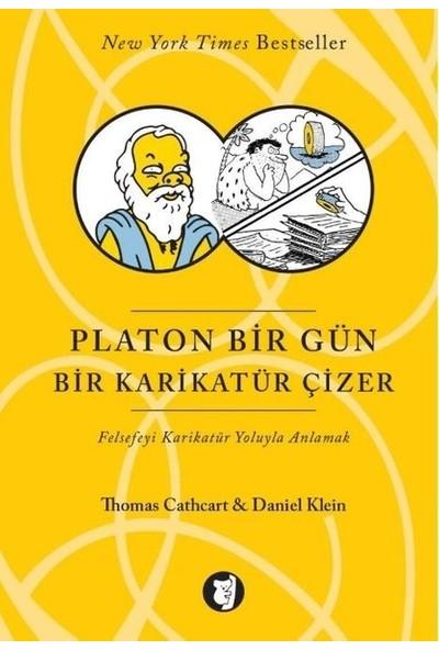 Platon Bir Gün Bir Karikatür Çizer - Thomas Cathcart - Daniel Klein