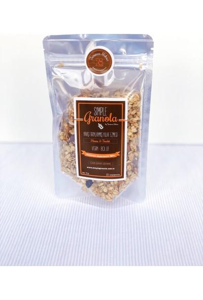 Simple Granola Havuç & Fındıklı Granola 70 gr