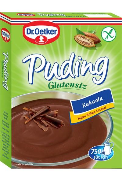 Dr.Oetker Glutensiz Kakaolu Puding 147 gr