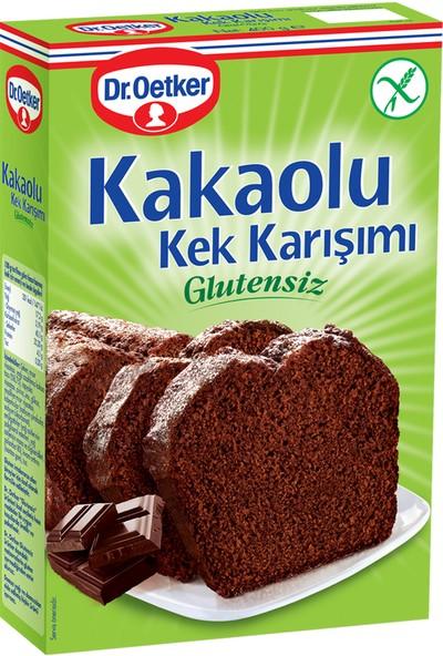 Dr. Oetker Glutensiz Kakaolu Kek Karışımı 400 gr