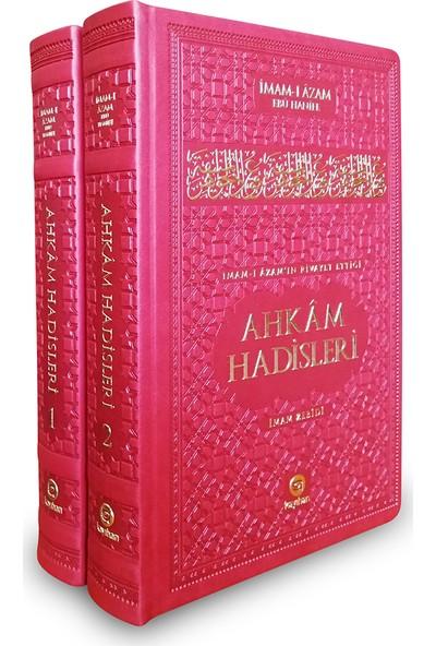 İmam-I Azam Ebu Hanifenin Rivayet Ettiği Ahkam Hadisleri (2 Cilt Takım) - İmam Zebidi
