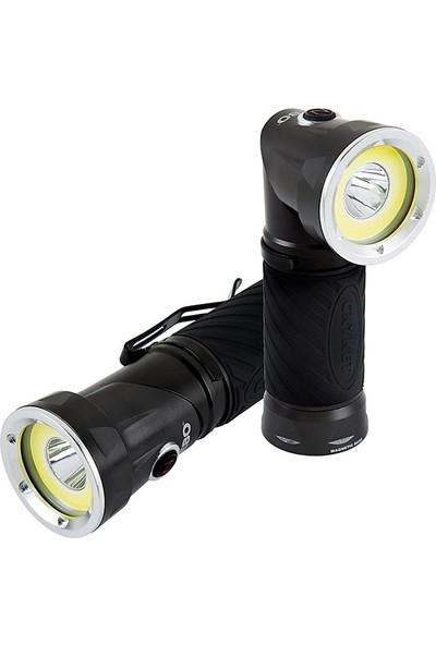 Nebo 6437 Cryket 250 Lümen LED Fener TU NB6437