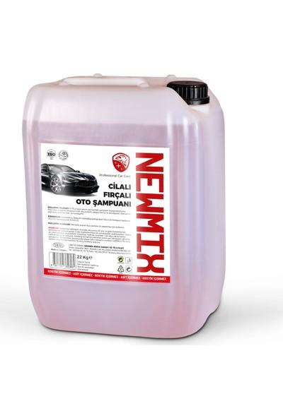 Newmix Cilalı Fırçalı Oto Şampuanı 22KG