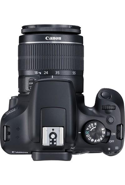 Canon EOS 1300D 18-55mm DC III Fotoğraf Makinesi