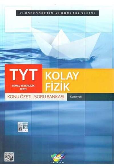 FDD Yayınları Kolay Fizik Konu Özetli Soru Bankası