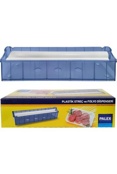 Palex S-35 Plastik Streç Ve Alüminyum Folyo Dispenseri 35 CM Beyaz