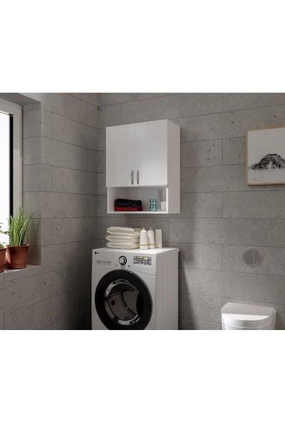 Kenzlife Banyo Dolabı Simge Byz Hazır Mutfak Ecza Ofis Kitaplık Kiler