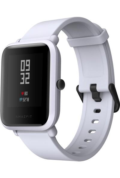 Amazfit Bip Bluetooth Nabız GPS Akıllı Saat - Global Versiyon - Beyaz - Ios ve Android Uyumlu