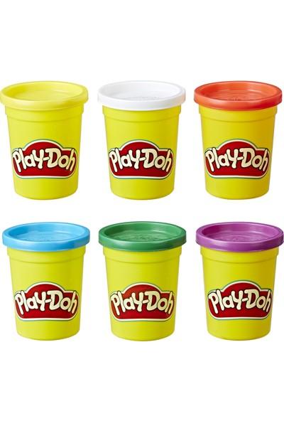 Play-Doh C3898 6'lı Oyun Hamuru