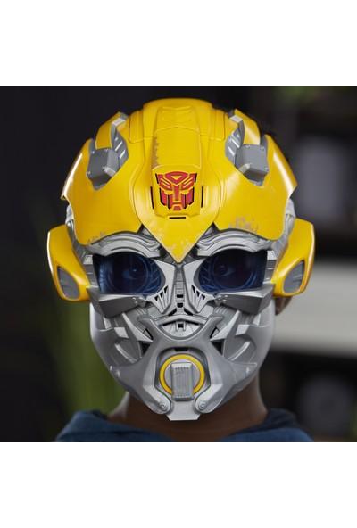 Transformers 5 Bumblebee Ses Dönüştürücü Maske C1324