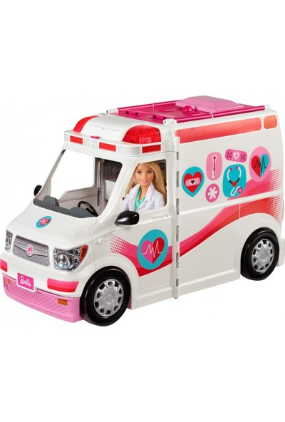 Barbie Barbie'nin Ambulansı