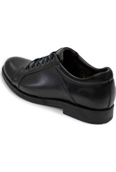 İriadam 4284-1 Siyah Taban 45 46 47 48 Numara Ayakkabı