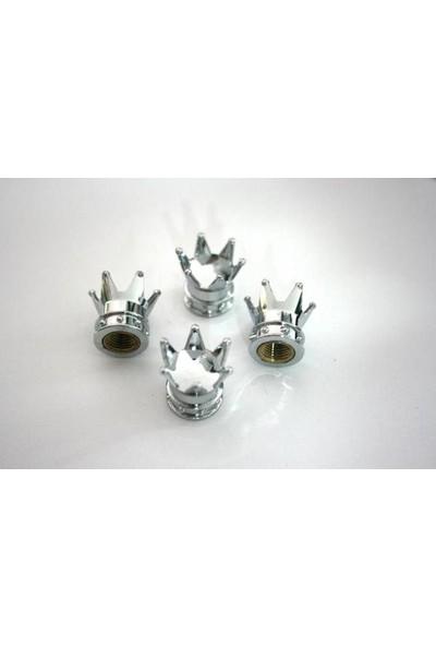 Boostzone Kral Tacı Sibop Kapağı Silver