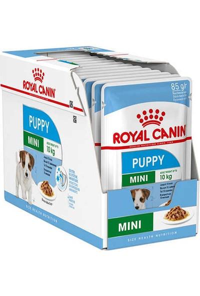 Royal Canin Mini Puppy Konserve Köpek Maması 12 x 85 Gr ( 109901020 )