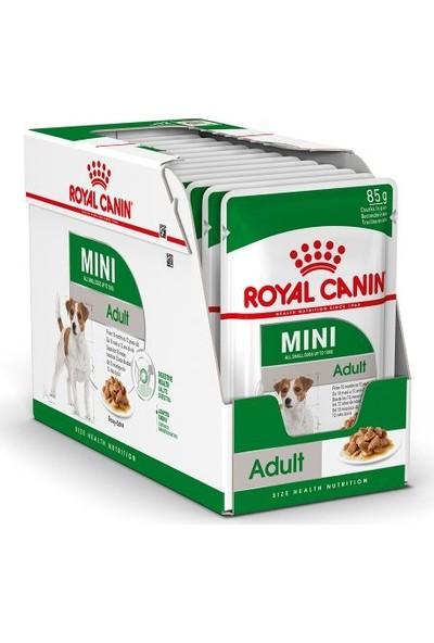 Royal Canin Mini Adult Konserve Köpek Maması 12 x 85 Gr ( 109601020 )