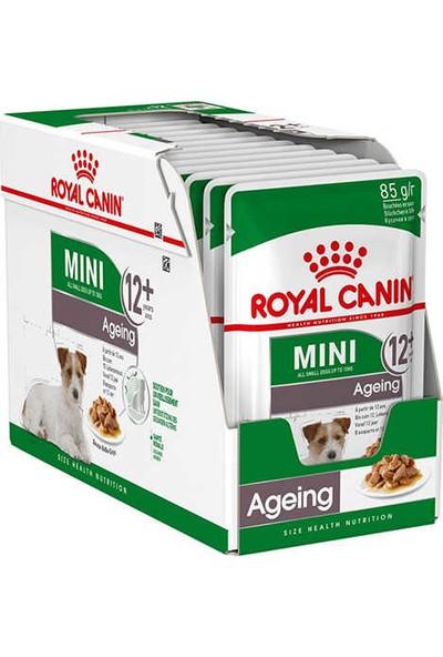 Royal Canin Shn Mini Ageing Konserve Köpek Maması 12 x 85 Gr ( 109301020)