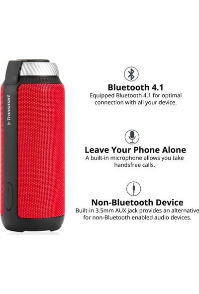 Tronsmart Element T6 25W Portatif Bluetooth Hoparlör Kırmızı