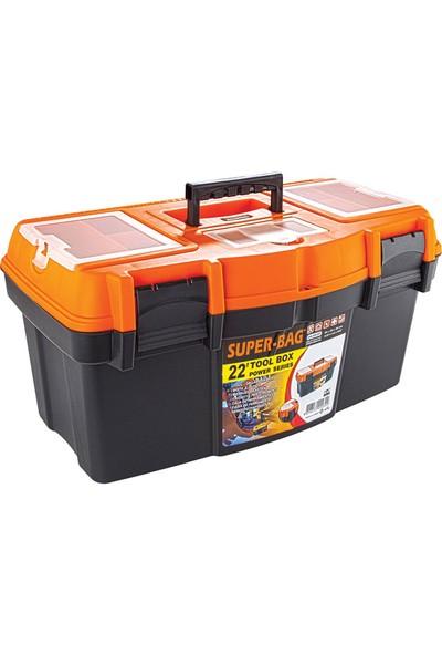 """Super Bag ASR-2072 22"""" Power Takım Çantası"""