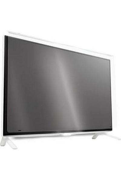 Tayfun LG 43UH650 Uyumlu Tv Ekran Koruyucu / Ekran Koruma Camı