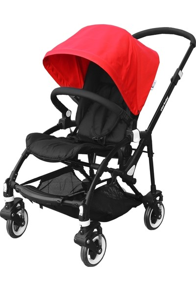 Star Baby Piero Çift Yönlü Bebek Arabası Kırmızı