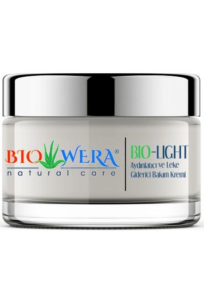 Biowera Naturel Care Bio Light Nemlendici - Aydınlatıcı Ve Leke Giderici Etkili